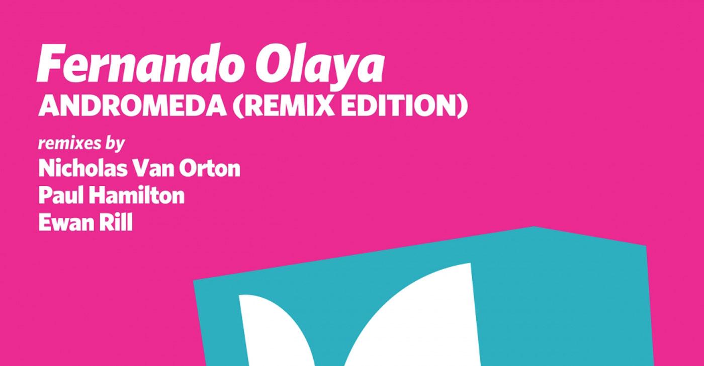 Fernando's Oyala - Andromeda Remixes (Balkan Connection)