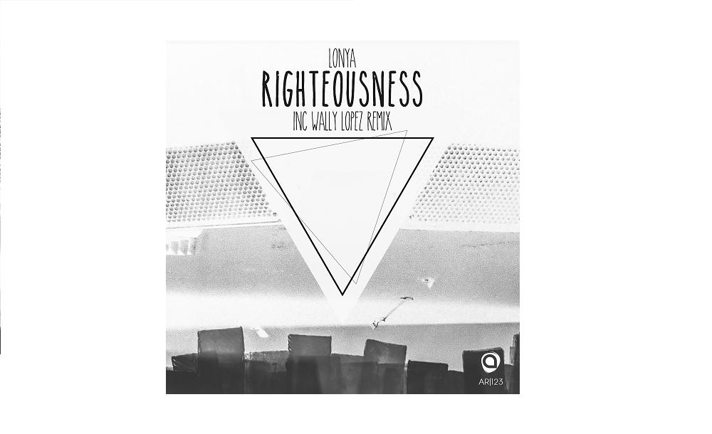 Lonya - righteousness - Asymmetric Recordings