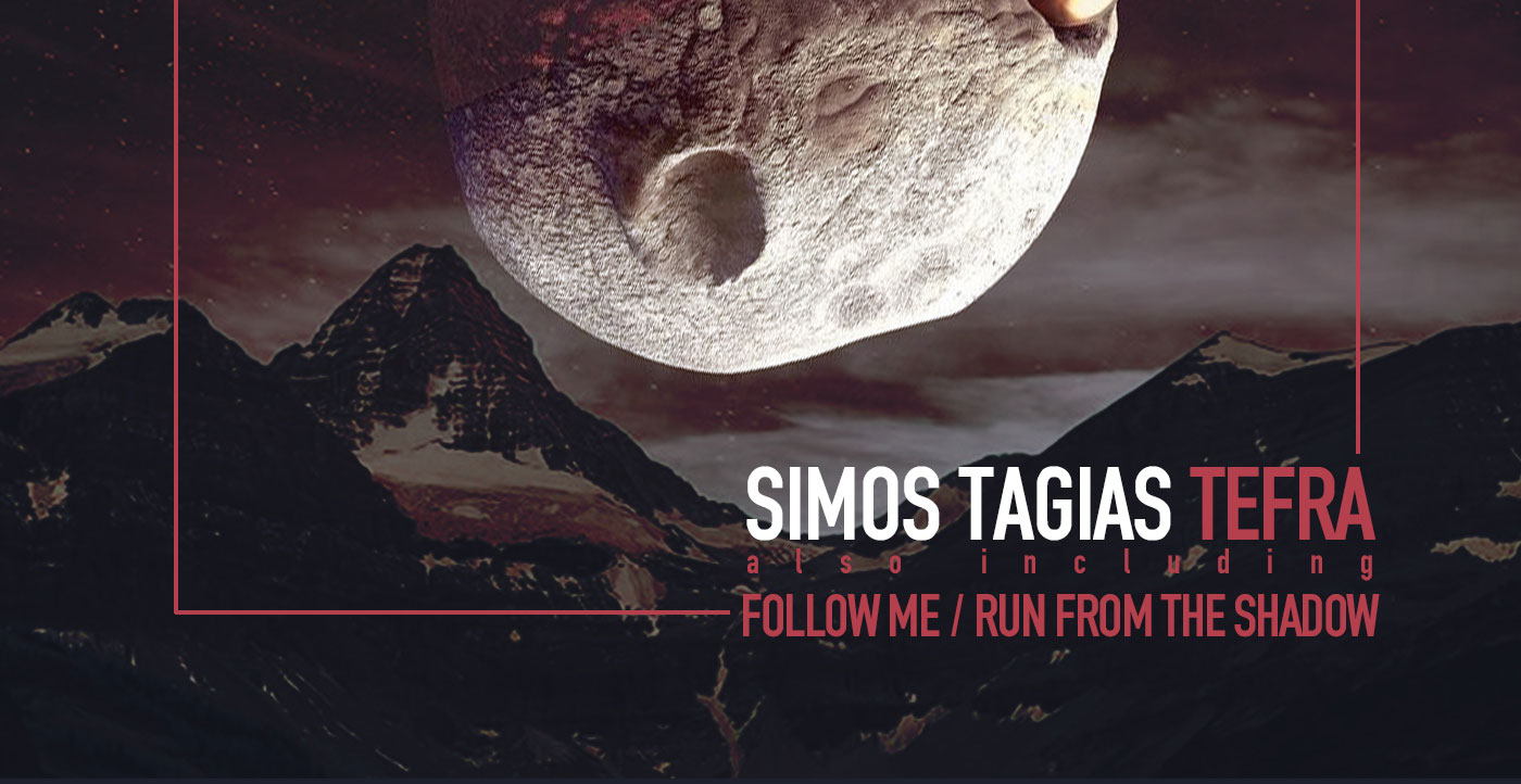 Simos Tagias - Tefra EP (Movement Recordings)