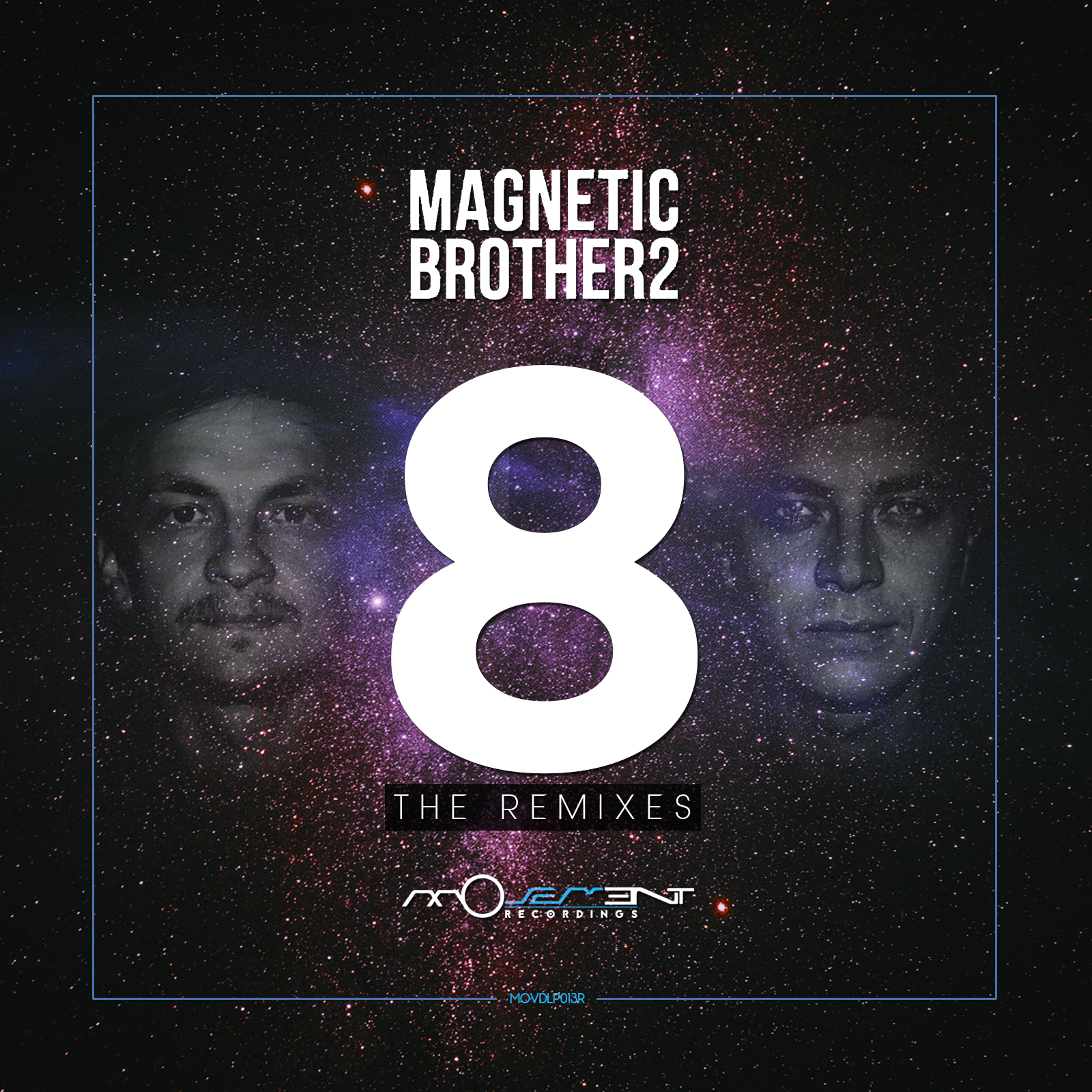 Magnetic Brothers - 8 Remixes (Movement Recordings)