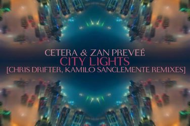 Cetera & Zan Prevee - City Lights (Stellar Fountain)