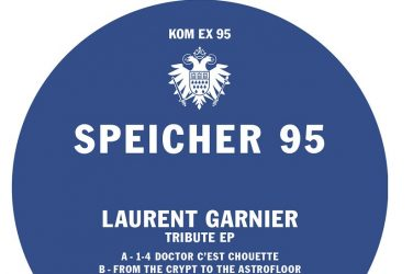 Laurent Garnier - Speicher 95 - Tribute EP Kompakt