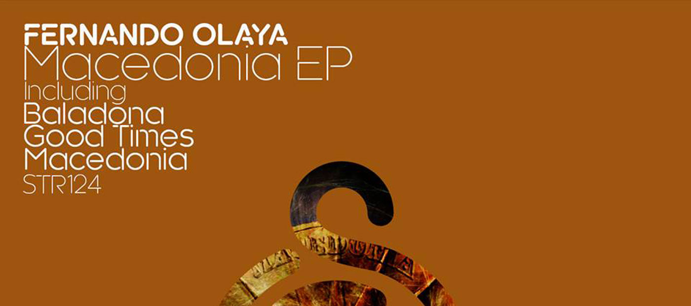 Fernando Olaya - Macedonia (Soundteller Records)