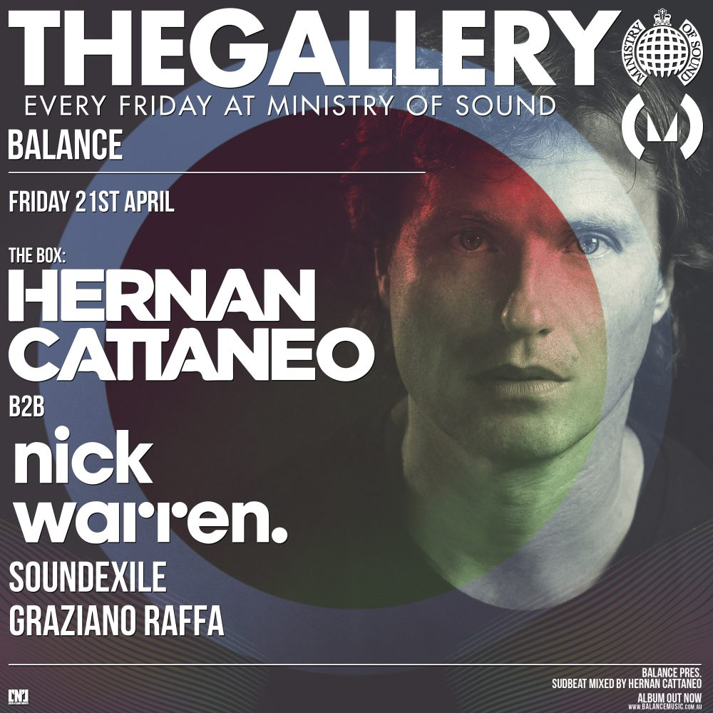 The Gallery Sudbeat Balance