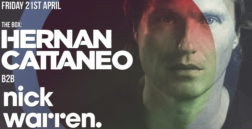 hernan cattaneo and nick warren mos london sudbeat the gallery