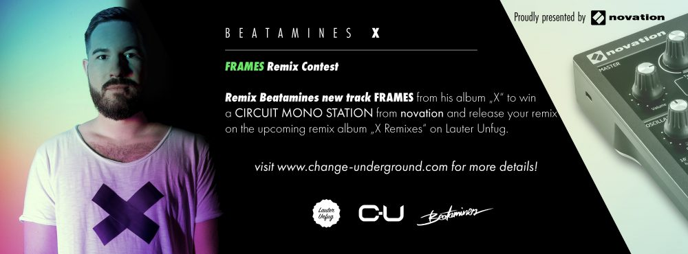 Beatamines Frames Competition Lauter Unfug