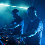 Preview: Sasha & John Digweed return to Amsterdam for Free Your Mind's Warehouse event